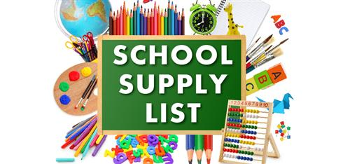 Hazlehurst Middle School 2018-2019 Supply List