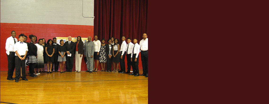 Hazlehurst Middle School Mock Debate