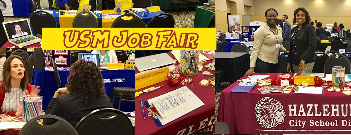 Job Fair at USM