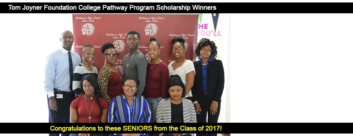 A total of almost $372,000 in scholarship funds to Tougaloo College and Hinds Community College was awarded to these scholars.