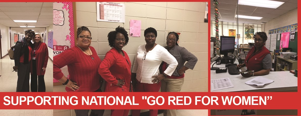 "National ""Go Red for Women"""