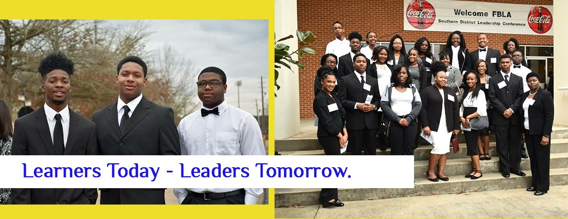 Learners Today - Leaders Tomorrow.